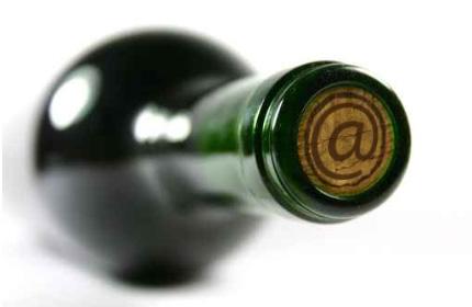 bouteille internet